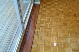 Sanding parquet floors Leamington Spa