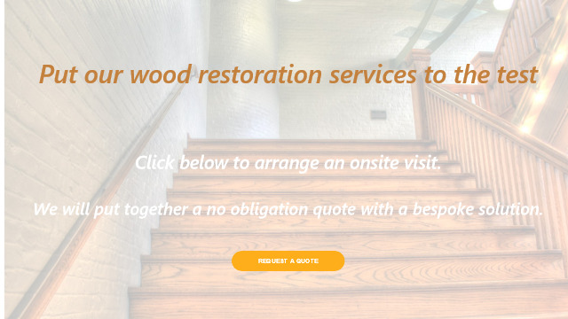 Restoring wood floors Leamington Spa