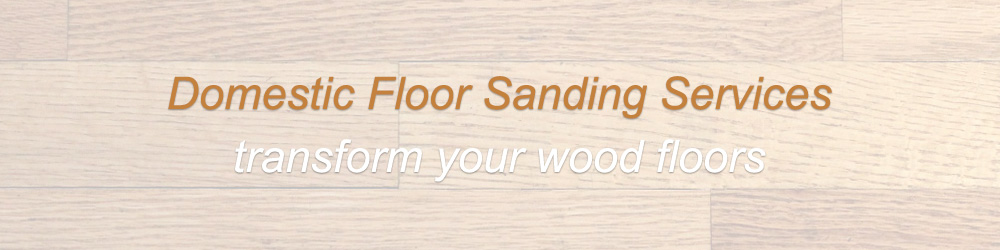 Domestic Floor Sanding Coventry