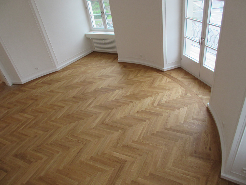 Fitting wooden floors Coventry