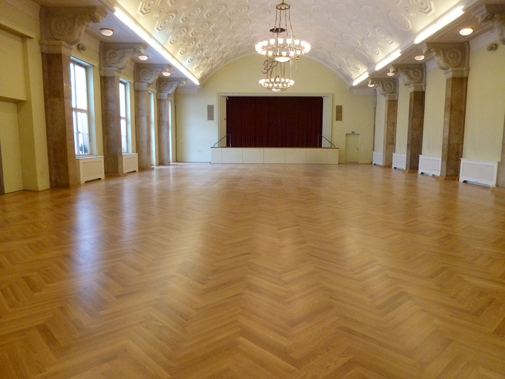 Wood Floor Restorers Coventry