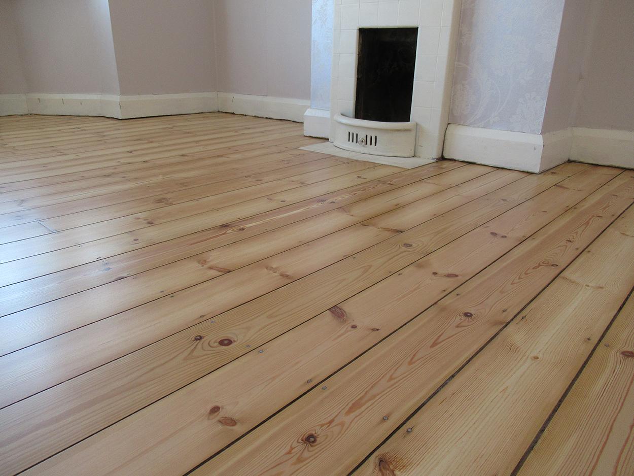 Domestic floor sanding in Solihull by Ormrod Floor Sanding