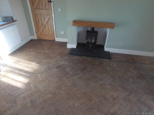 Parquet floor restoration Kenilworth
