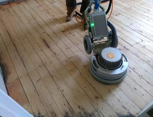 Refinishing Wood Floors Leamington Spa