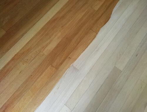 Common Floor Sanding Mistakes