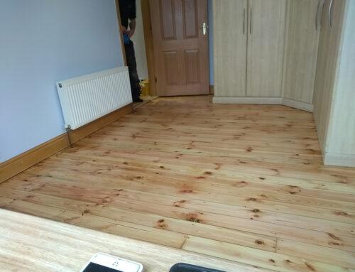 Sanding Pine Floors Balsall Common Solihull