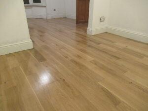 Sanding Oak Floors Weymouth