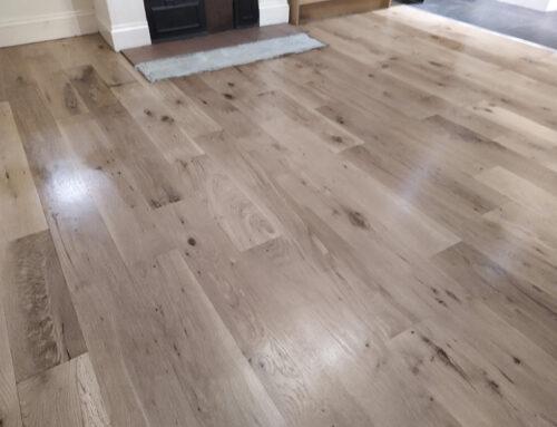 Restoring Oak Floors Berkswell Coventry