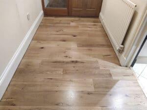 Sanding oak floors Berkswell