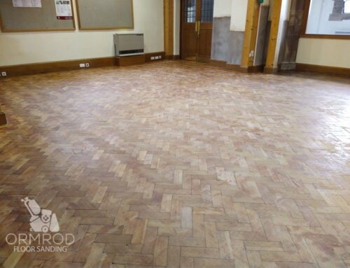 Do You Need Commercial Floor Restoration in the West Midlands?