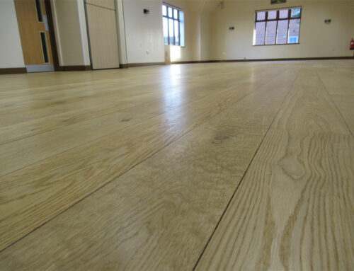 The Benefits of Wood Floor Sanding and Restoration