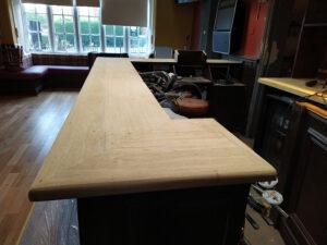 Restoring wood bartops Nuneaton