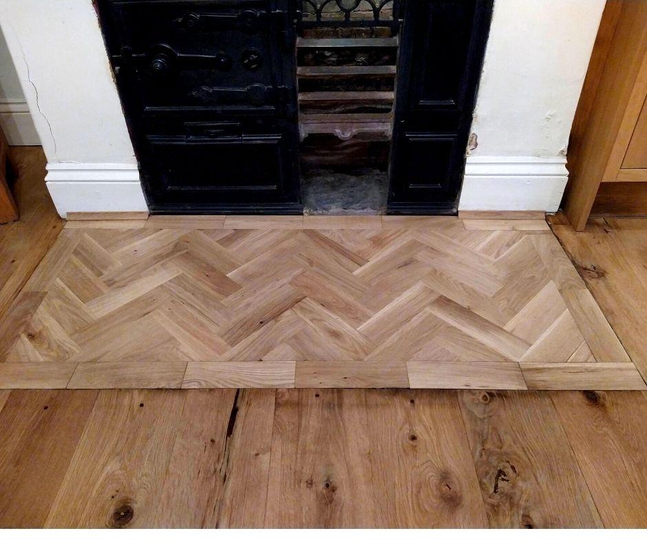 Wood floor installation Warwickshire