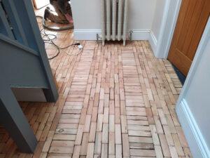 Sanding Wood Floors Coventry