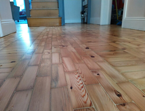 Wood Floor Restoration Tile Hill Coventry