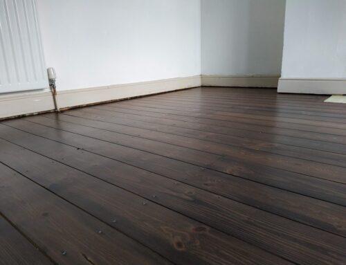 Repairing and Restoring Pine Flooring Keresley Coventry