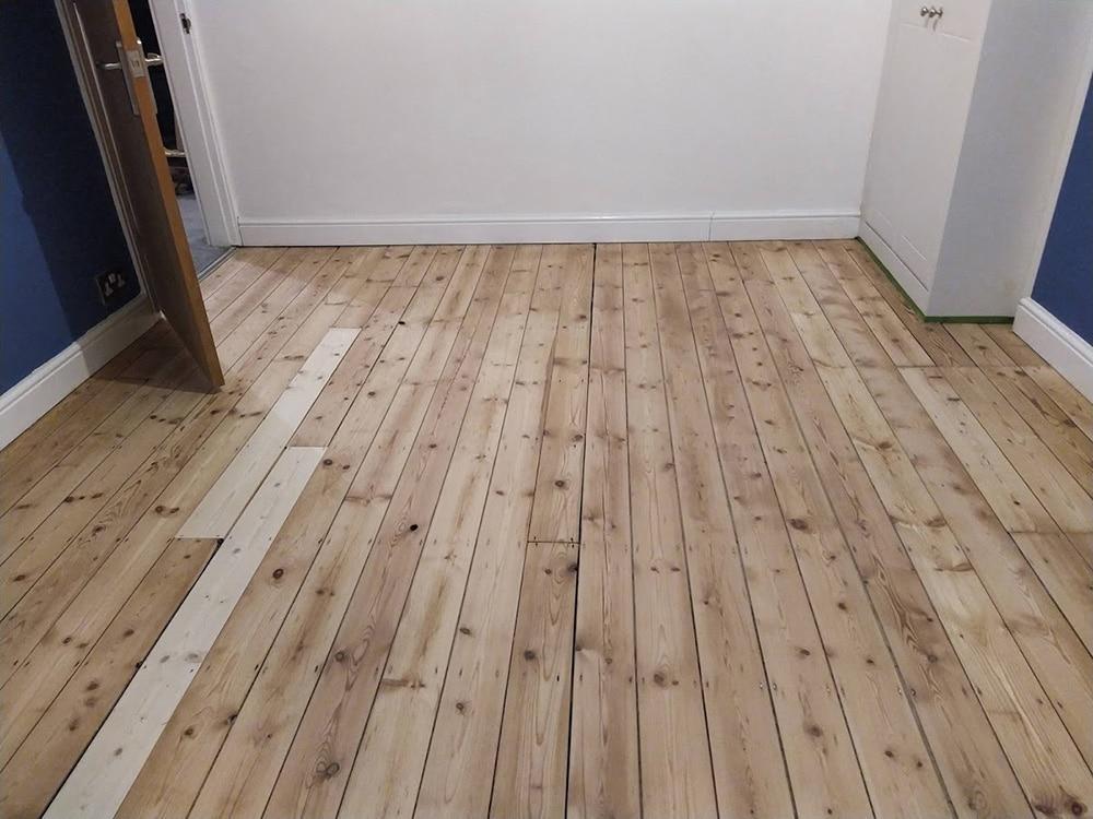 Floor restoration West Midlands