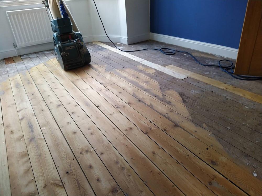 Floor sanding Company West Midlands