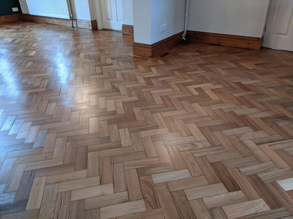 Refinishing Parquet Floors Bidford on Avon