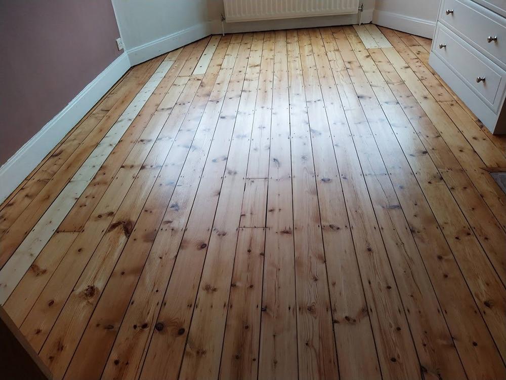 Sanding Pine Floors Solihull