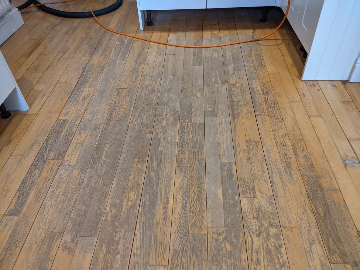 Lightening wood floors Nuneaton