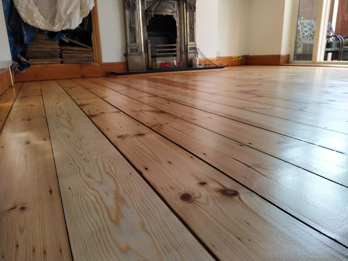 Floor sanding and restoration Coventry